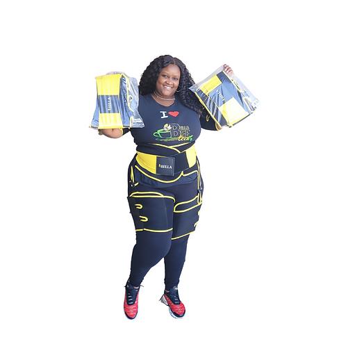 Sweat Vest Kit - PLUS (one size fits all 1X-4X)
