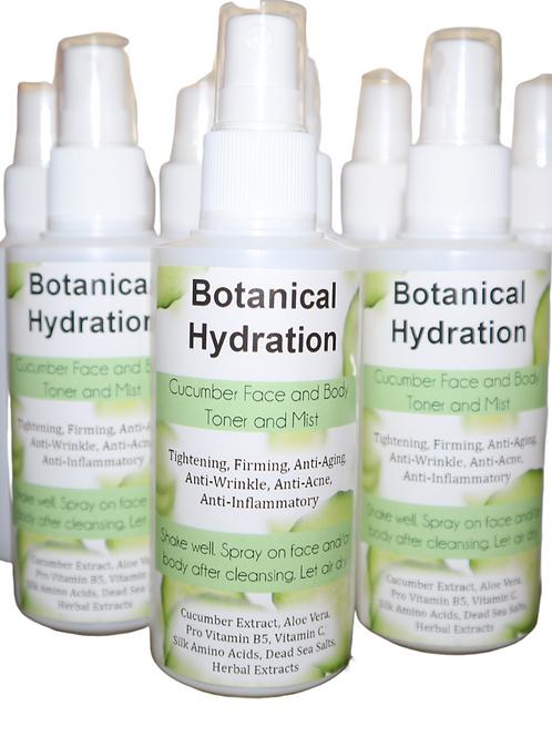 Botanical Hydration Cucumber Toner