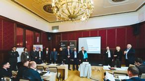 Презентация Happy Birthday Center в отеле Метрополь.