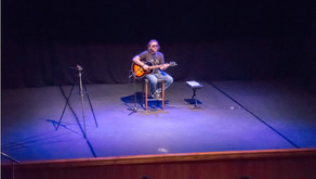Организация сольного акустического концерта Сергея Мещанинова (Martin Martan)