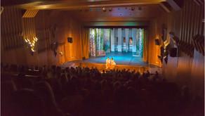 Открыли первый международный театральный фестиваль «Российские театральные сезоны» на Кипре.