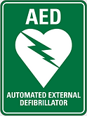 AED Automated Extenal Defibrillator