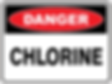 Danger Chlorine