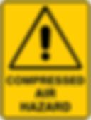 Compressed Air Hazard