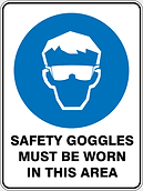 Safety Vest Must Be Worn