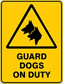 Guard Dogs on Duty