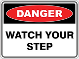 Dange Watch Your Step