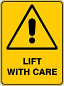 Lift With Care