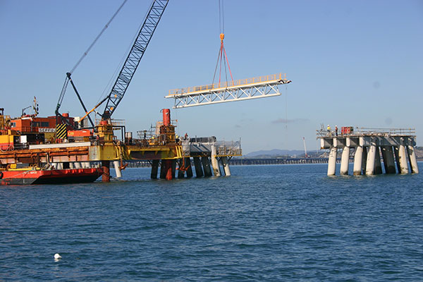 Abbott Point Wharf Extension 1