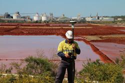 QAL Red Mud Dam 1