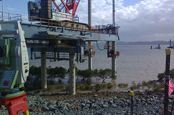 GLNG Gas Jetty 1