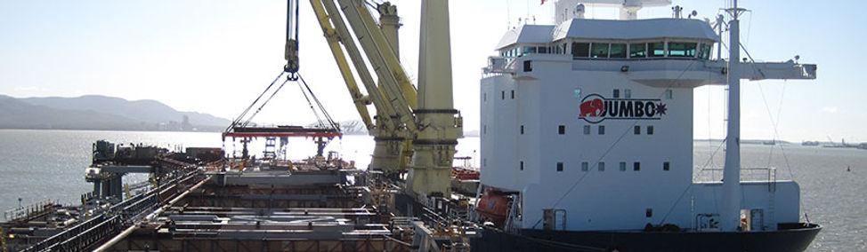 Gladstone Surveyors specialise in marine construction surveying