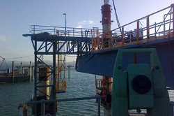 GLNG Gas Jetty 7
