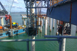 GLNG Gas Jetty 4
