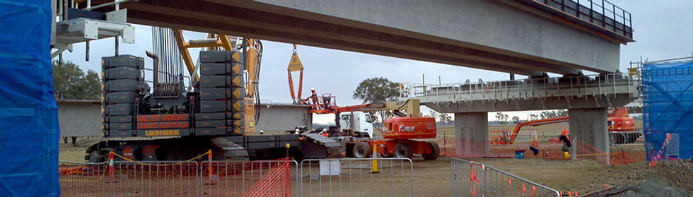 Rockhampton Surveyors specialise in bridges and road surveying