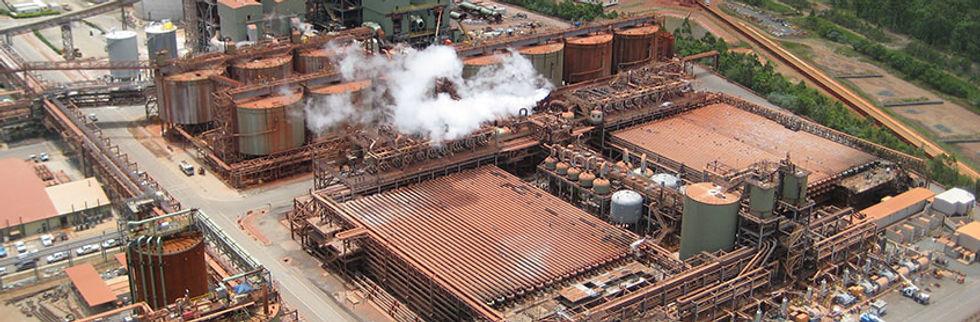 Gladdstone Surveyors Robinson Engineering Surveys can do all Industrial Surveys