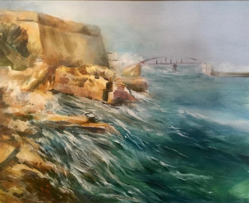 Valletta Port - Malta
