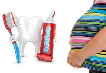 Лечение зубов во время беременности!