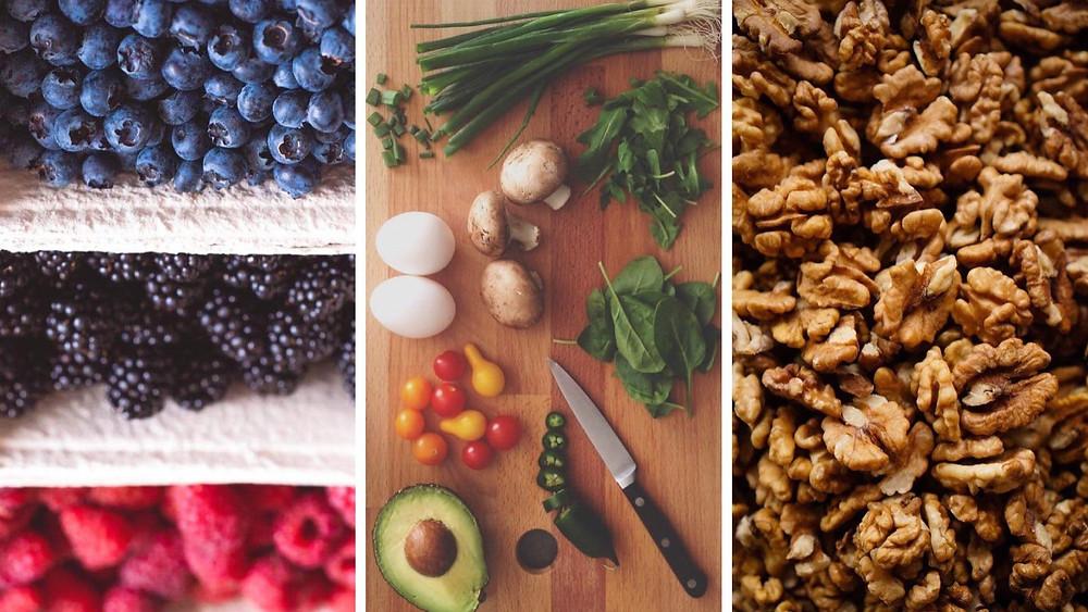 Esistono alcuni alimenti che donano benefici alla pelle, nonchè all'organismo