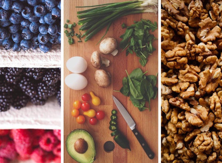 L'importanza del cibo per la pelle