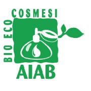 Il logo AIAB indica che il prodotto è certificato eco BIO.