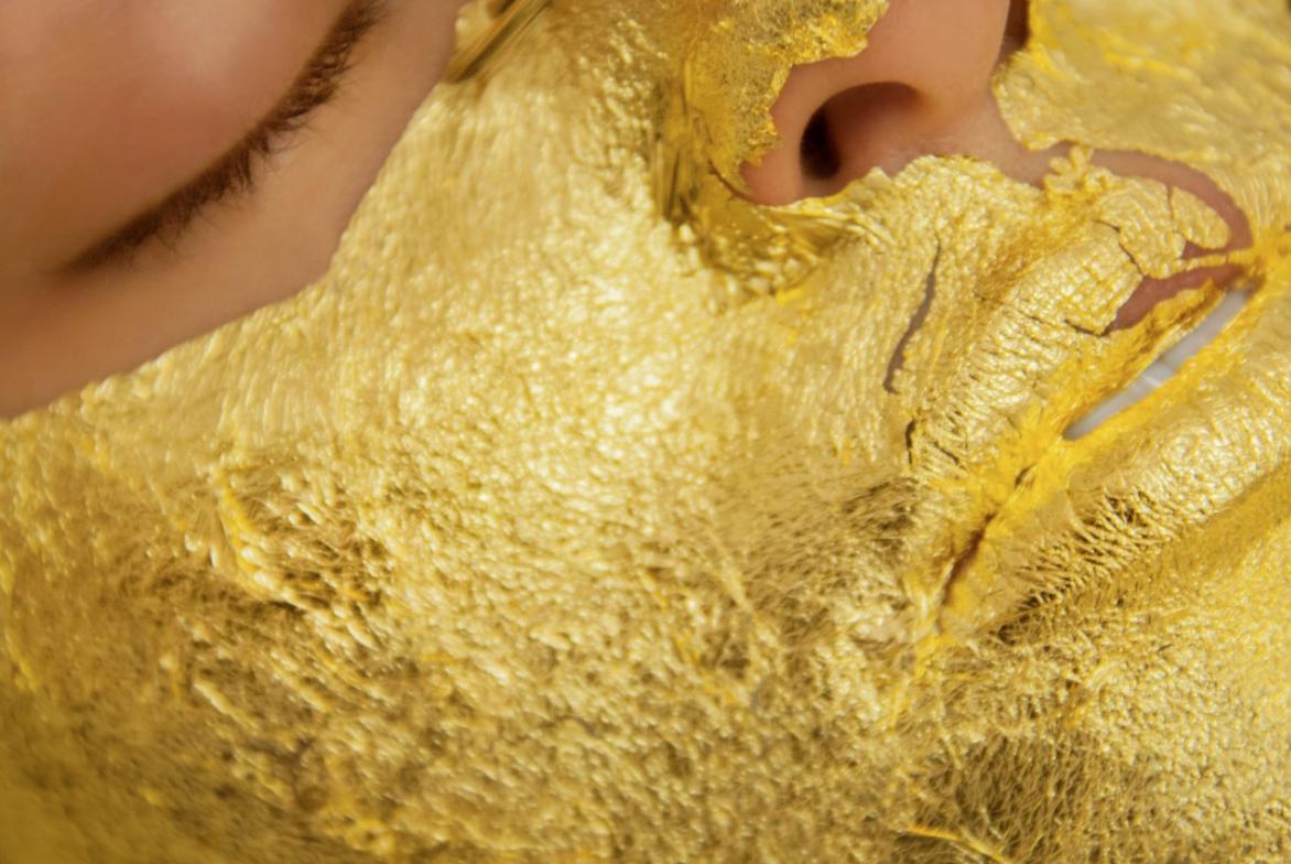 Foglie d'oro puro 24k
