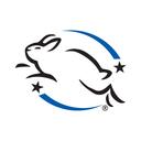 Il logo leaping bunny fa parte di un programma di cruelty free per interrompere i test sugli animali.