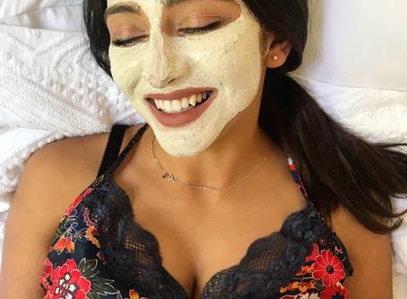 Focus on: maschera viso