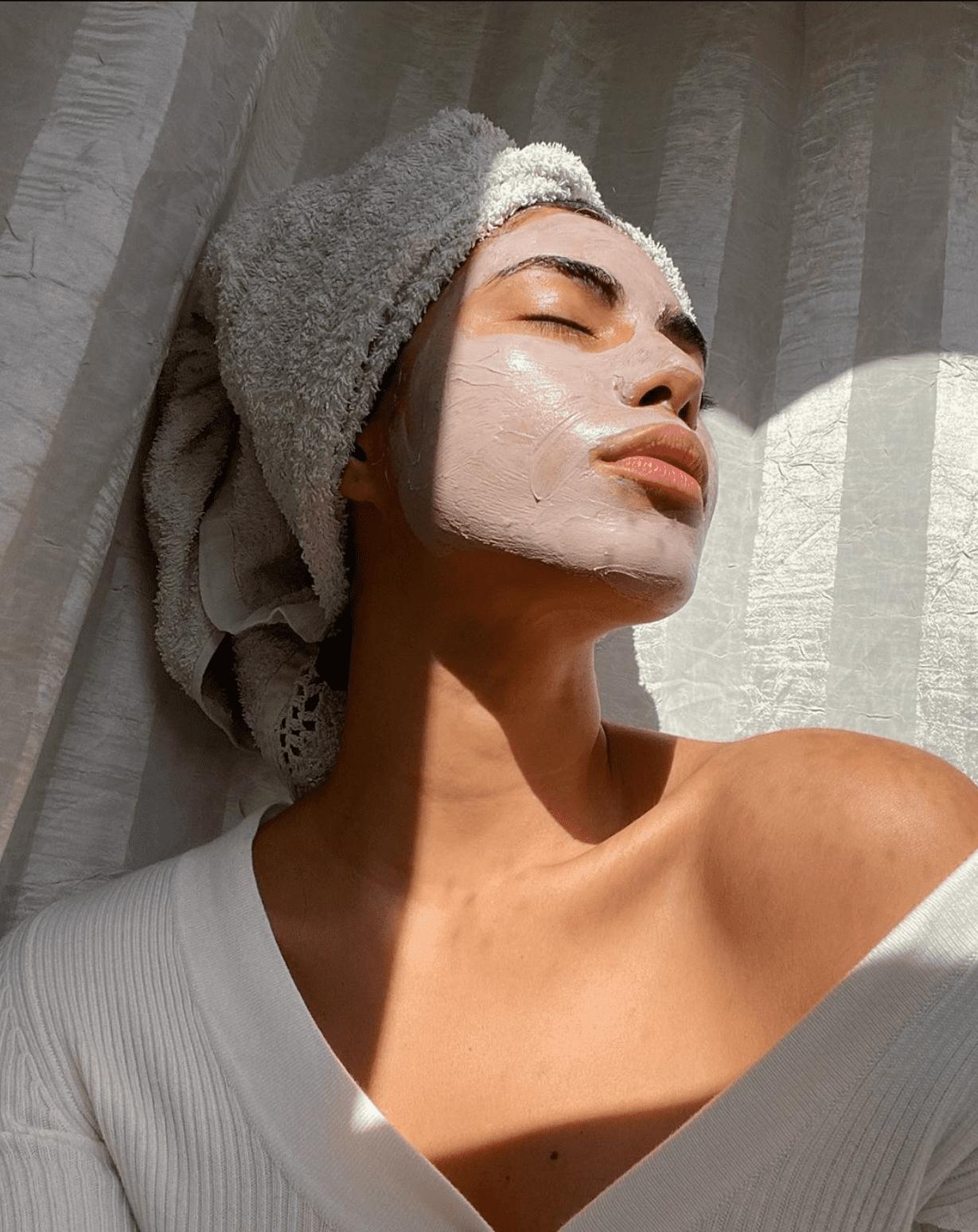 Maschera vitaminica Elasticizzante & Rig