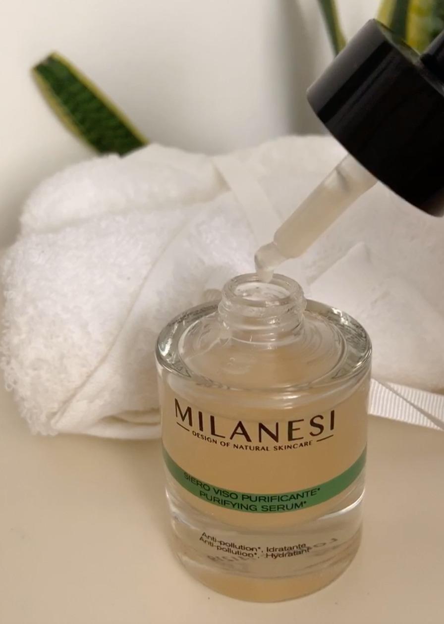 Siero viso purificante - Purifying serum