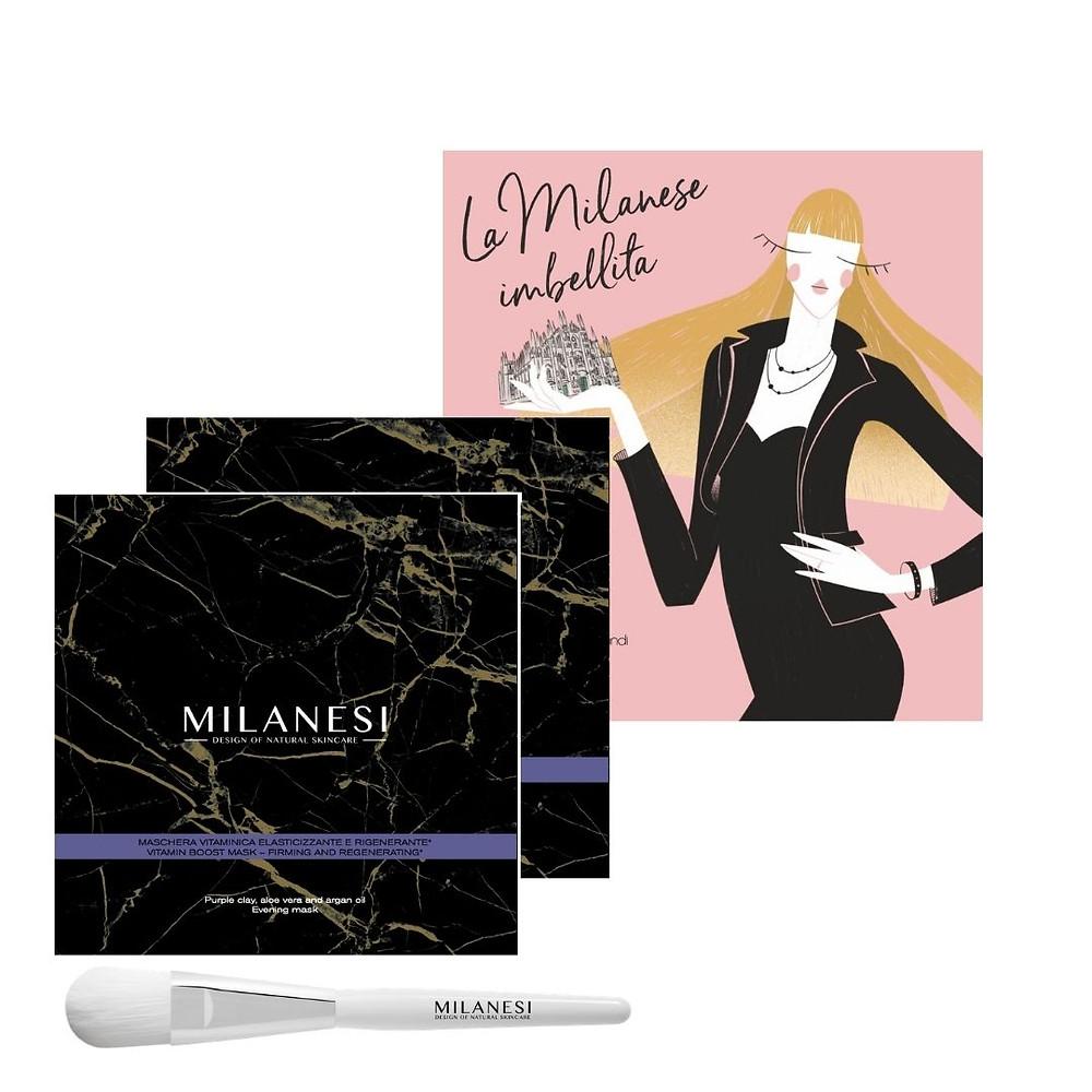 Multi-vitamin recovery kit + libro la milanese imbellita