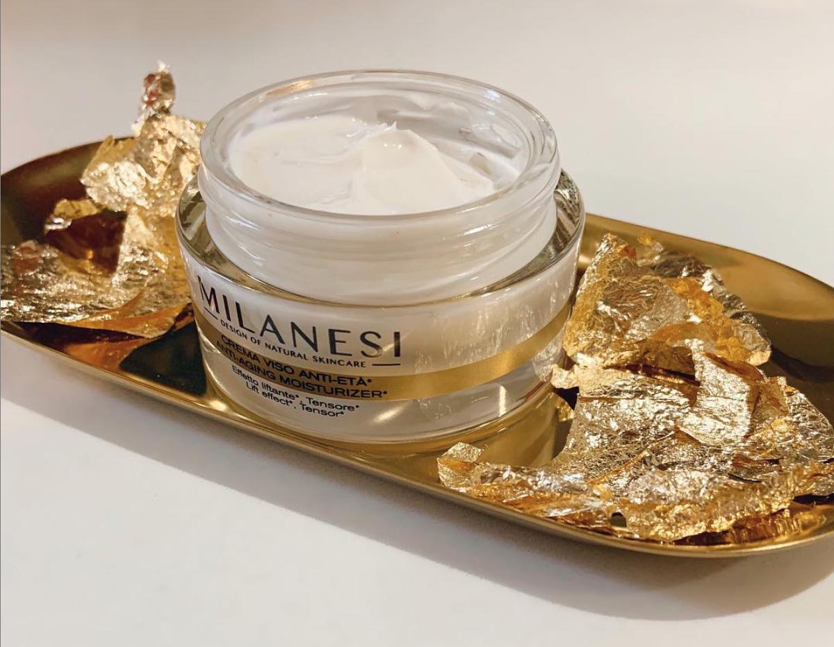 Crema viso anti-età - Anti-aging moisturizer