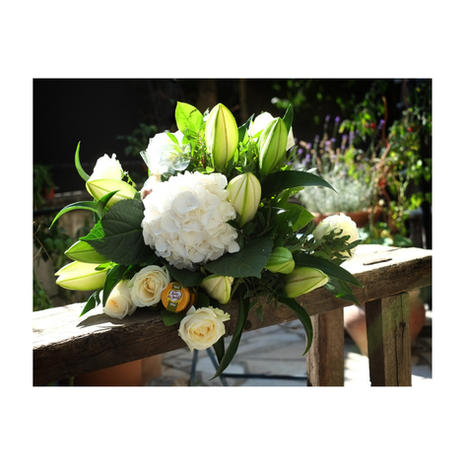 Bouquet rond 0086