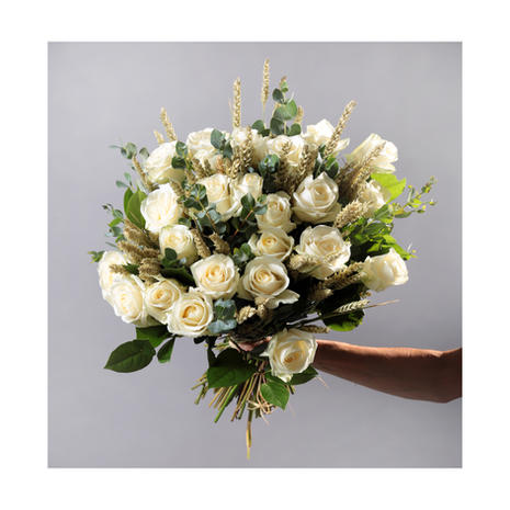 Bouquet rond 0073