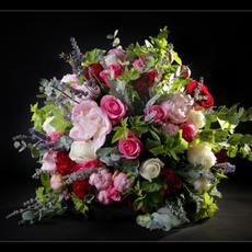 Bouquet rond 0040