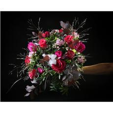 Bouquet rond 100