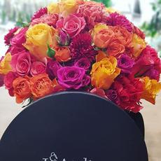 Boîte à Chapeau 0081