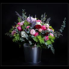 Bouquet rond 0037