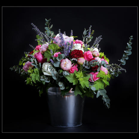 Bouquet rond 0037