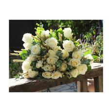 Bouquet rond 0085