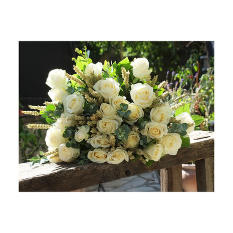 Bouquet rond 0085