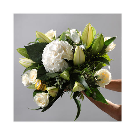 Bouquet rond 0079