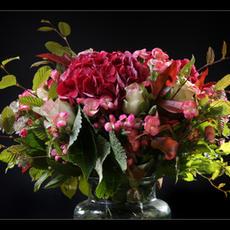 Bouquet rond 0063