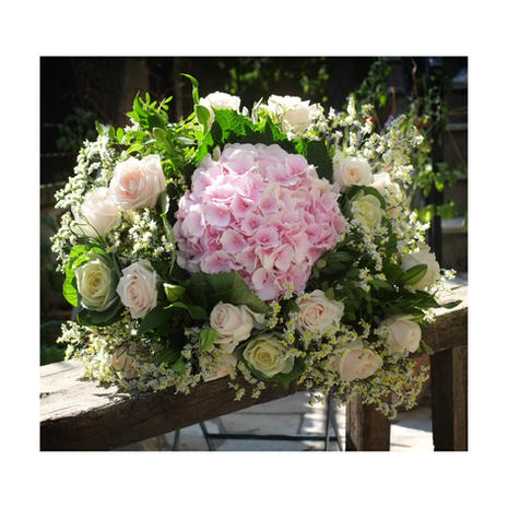 Bouquet rond 0089