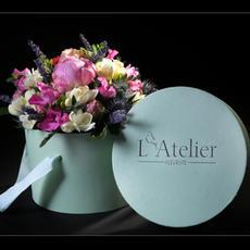 Boîte à Chapeau 0031