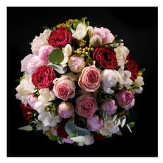Bouquet rond 0100