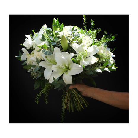 Bouquet rond 0091