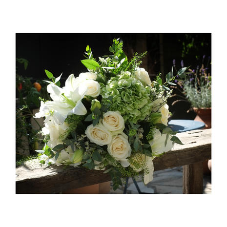 Bouquet rond 0090