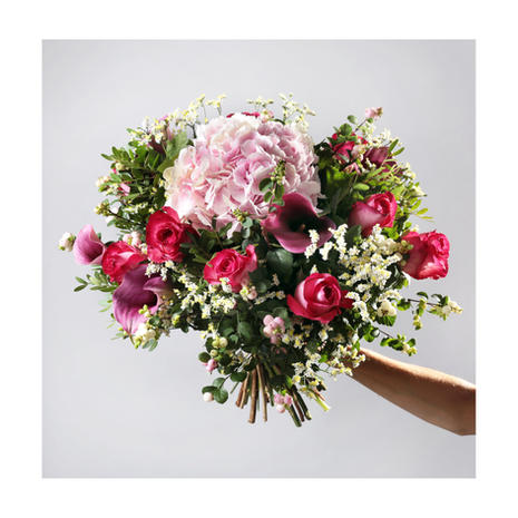 Bouquet rond 0069