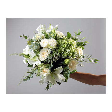 Bouquet rond 0065
